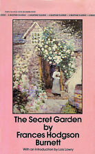 The Secret Garden by Frances Hodgson Burnett 1987 Hard Back Cover Bantam Classic