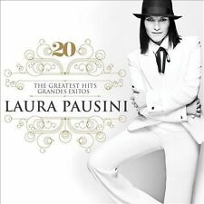 20: The Greatest Hits/Grandes Exitos by Laura Pausini (CD, Nov-2013, Warner)