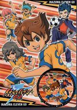 pencil board Shitajiki + sticker Inazuma Eleven go anime Tenma Kyousuke Takuto