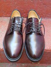 MEN GEORGE CLEVERLEY SHELL CORDOVAN 11.5 DAINITE SOLES by CROCKETT Jones