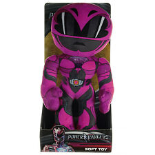 Power Rangers Film - 30.5cm Peluche Rose Ranger TOUT NEUF