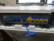 LIONEL O SCALE # ALPX 628373 ALBERTA 3 BAY CYLINDRICAL CAR  #6-19345
