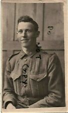 WW1 soldier AIF Australian Imperial Forces Anzac 2nd Australian Division