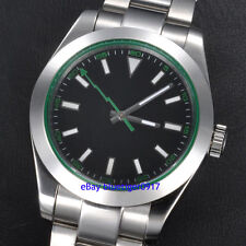 Sapphire Glass Parnis 40mm Men 2813 Movement Gents Automatic Watch Luminous Dial