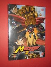 MAZINGER Z EDITION -  BOX 3- COFANETTO CON 2 DVD ANIMAZIONE- nuovo e sigillato