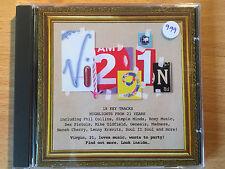 """VIRGIN'S 21ST ANNIVERSARY SAMPLER""-GENESIS-ROXY-SEX PISTOLS-OLDFIELD-NEW CD '93"