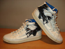 ADIDAS STAR WARS DARTH VADER TRAINERS 1980s SIZE 8.5 STAN SMITH SHOES G46195