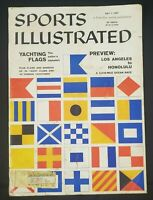 1957 JULY 01 SPORTS ILLUSTRATED MAGAZINE *YACHTING/NEW FACES IN BASEBALL*