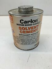 Thomas & Betts Medium Bodied Clear Solvent Cement Vc9962 - 32 Fl Oz