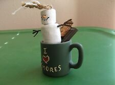 Vintage Midwest of Cannon Falls S'more I Love Smores Cocoa Cup Ornament