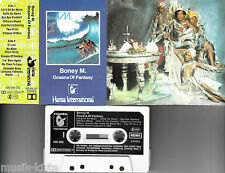 BONEY M. - Oceans of Fantasy ★ MC Musikkassette *Hansa 400 888