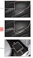 Genuine PORSCHE Cayenne Set Foot Mats Rubber Black 958044801551E0