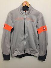 Castelli Transition Jacket Grey / Orange 2XL.