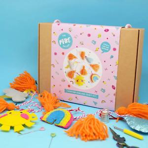The Make Arcade Weather Garland Craft Kit