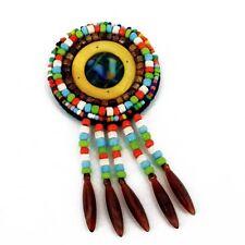 Patch Sewing bag Decoration Inca Kuchi Afghan Banjara Tribal beads AF25