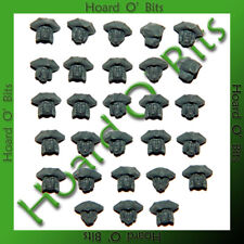 SPANISH CAVALRY BITS - 28x COLONIAL HEADS - Wargames Factory