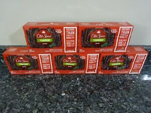 30 Old Spice Fresher Collection TIMBER Scent Bar Soap 5 oz. Bars (5 packs of 6)
