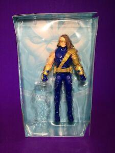Marvel Legends: Age of Apocalypse | Cyclops (X-Men LOOSE No Colossus BAF)