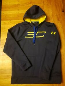 Under Armour SC Steph Curry Mens Large Hoodie