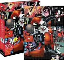 AQUARIUS JIGSAW PUZZLE DC HARLEY QUINN 1000 PCS #65247