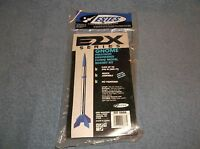 ESTES E2X SERIES GNOME PRECISION ENGINEERED FLYING MODEL ROCKET KIT 0886 - NEW