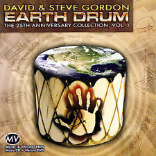 NEW Earth Drum: The 25th Anniversary Collection, Vol. 1 [CD + DVD] (Audio CD)