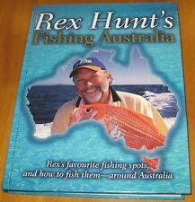 Rex Hunt's Fishing Australia 2004 1st ed