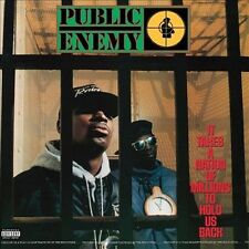 Public Enemy It Takes A Nation Of Millions To Hold Us Back vinyl LP NEW sealed