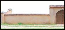 C.R. Ninive Mur avec des piliers kit (echelle H0)