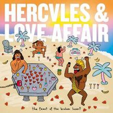 Hercules and Love Affair : The Feast of the Broken Heart VINYL (2014) ***NEW***