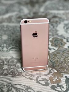 Apple iPhone 6s - 64GB - Rose Gold (AT&T) A1633 (CDMA + GSM)
