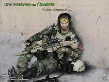 Easy & Simple 1/6 Action Figure Army Special Forces Group Veteran Dragoon 26011