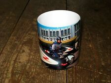 Batman 1960's on Bat Bike Colour MUG