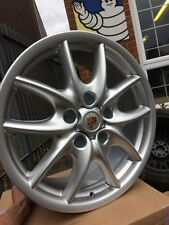 "19"" Genuine Porsche Cayenne Alloy Wheels Fully refurbished  7L5 B"