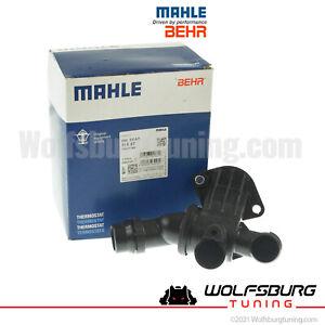 OEM VW Audi BPY MK5 Jetta Golf Passat Engine Coolant Thermostat , Housing & Seal