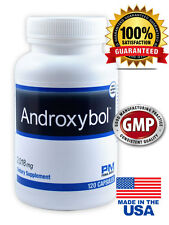 The STRONGEST Testosterone Booster Supplement Androxybol Mass Gainer AndroxyFX