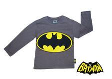 T-shirts, débardeurs et chemises noirs pour garçon de 2 à 16 ans en 100% coton taille 10 ans