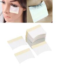 Künstlich Wimpern Okulieren Sticker Makeup Aufkleber Entferner Watte Zubehör 40x