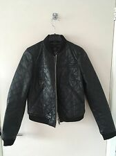 Zara Leather Cropped Coats & Jackets for Women