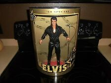 """ELVIS '68 SPECIAL """"THE SUN NEVER SETS ON A LEGEND"""" DOLL 1993 HASBRO"""