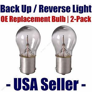 Reverse/Back Up Light Bulb 2pk - Fits Listed AMC Vehicles - 1073