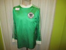 "Deutschland ""DFB"" Nr.691 Original Adidas Langarm Auswärts WM Trikot 1982 Gr.M"
