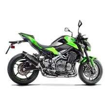 NEU: Auspuff LeoVince Nero Stainless Steel Kawasaki Z 900 Schalldämpfer Exhaust