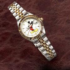 Walt Disney Princess Mickey Mouse Women Lady Fashion Casual Wrist Watch Gift