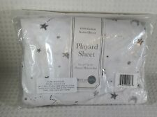 American Baby Company Jersey Knit Fitted Pack N Play Playard Sheet (2-pack) NEW