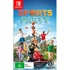 Sports Party - Nintendo Switch - BRAND NEW