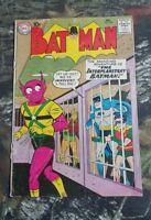 DC Batman #128 Silver Age 1959 Comic Book CS