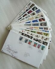 GB 2007 First Day Covers Multiple Listing