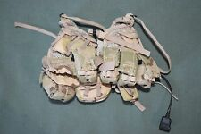 """ACE 1:6 Tan Modern US Army Spear Vest Equipment Gear for 12"""" Action Figures C-32"""