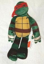 """RAPHAEL Nickelodeon 2014 Teenage Mutant Ninja Turtle 18"""" Plush Stuffed Red"""